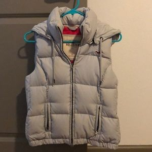 Cute winter vest!